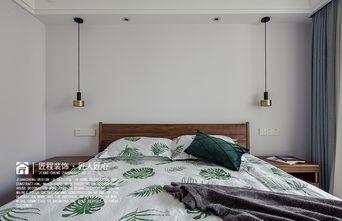 70平米一室两厅北欧风格卧室图片大全