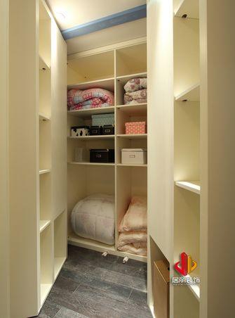 5-10万100平米三室两厅地中海风格衣帽间鞋柜效果图