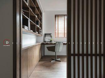 140平米三室两厅英伦风格书房装修效果图