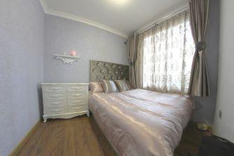 90平米三室两厅宜家风格卧室效果图
