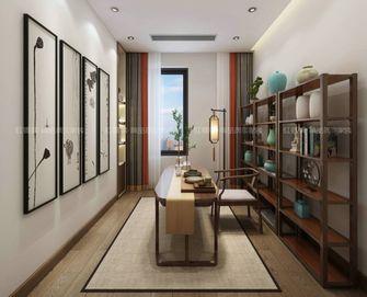 140平米四室两厅新古典风格书房效果图