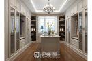 140平米四室两厅美式风格衣帽间装修案例