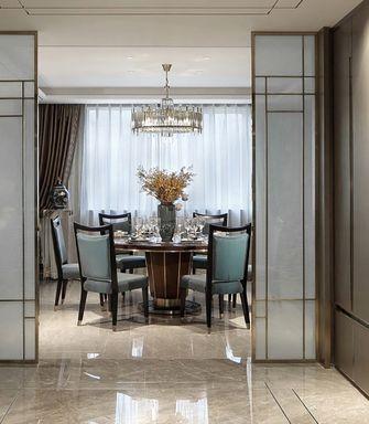 140平米复式新古典风格餐厅装修案例