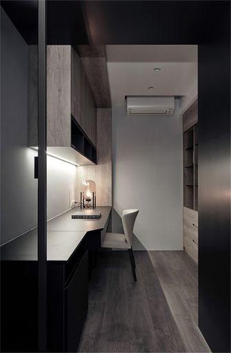 130平米三现代简约风格书房装修图片大全