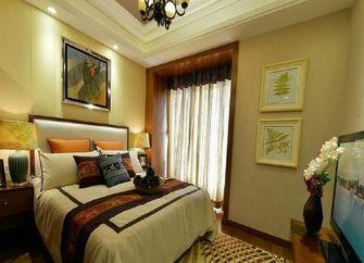 140平米四室两厅东南亚风格卧室图片