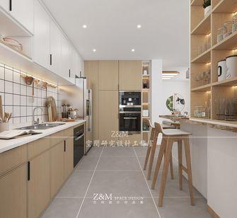 100平米日式风格厨房图片