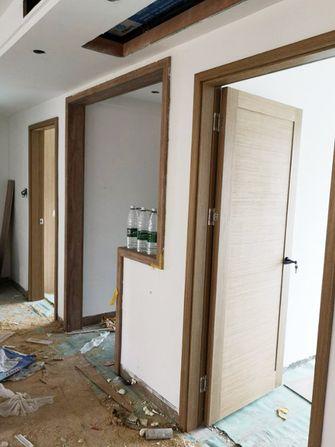 3万以下120平米三室两厅欧式风格走廊图片