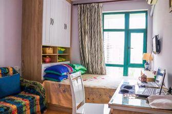 120平米三室两厅混搭风格阳光房图片大全
