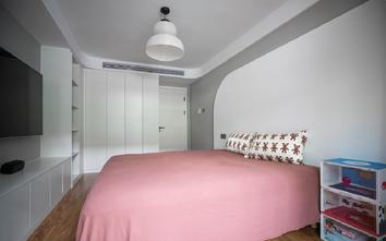 60平米公寓混搭风格卧室装修案例