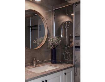 140平米公寓法式风格卫生间装修效果图