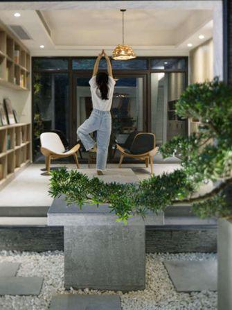 140平米别墅北欧风格健身室效果图
