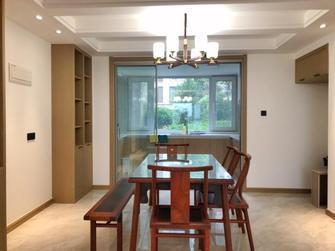 130平米三室两厅中式风格餐厅装修效果图