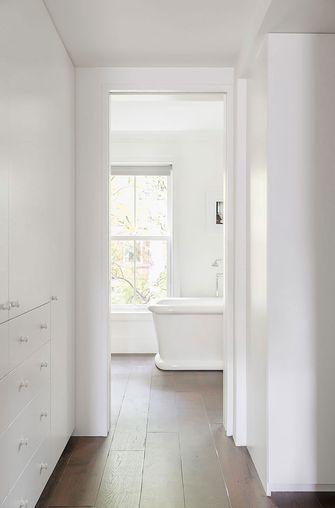 90平米一室两厅现代简约风格卫生间设计图