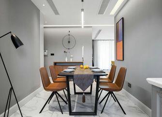100平米三室两厅欧式风格餐厅图片大全