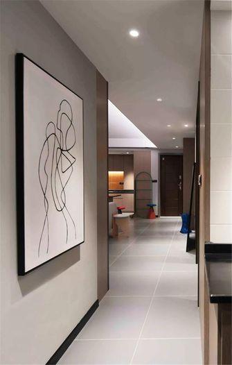 120平米三室两厅现代简约风格走廊设计图