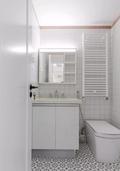 100平米三室两厅宜家风格卫生间图片