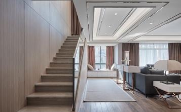 140平米复式中式风格楼梯间图片大全