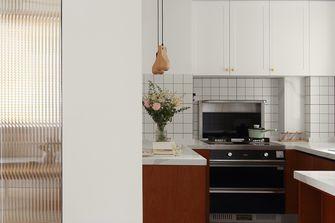80平米三室两厅日式风格厨房设计图