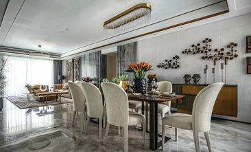 120平米三室两厅混搭风格餐厅图片大全