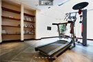 豪华型140平米别墅东南亚风格健身室装修案例
