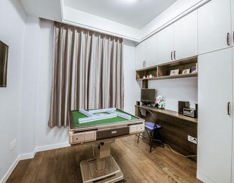 140平米三室一厅其他风格影音室图片