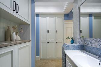 90平米三室两厅美式风格玄关装修图片大全