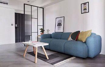 70平米一室两厅欧式风格客厅装修效果图