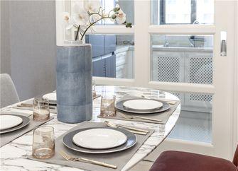 100平米三室一厅美式风格餐厅欣赏图