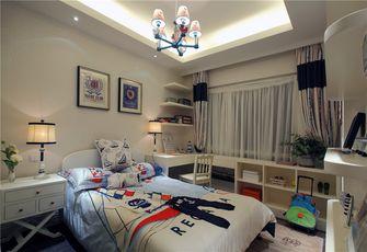 90平米三室两厅地中海风格卧室效果图