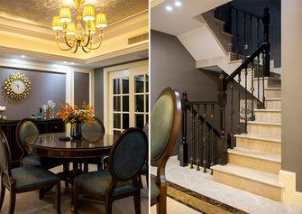 140平米别墅法式风格楼梯间装修图片大全