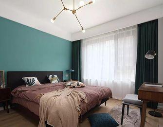 140平米三现代简约风格卧室装修案例