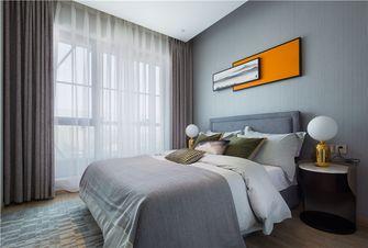 120平米四室一厅现代简约风格卧室装修图片大全