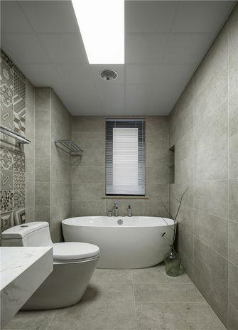 100平米三室五厅现代简约风格卫生间欣赏图
