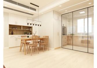120平米三室一厅北欧风格厨房装修图片大全