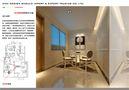 富裕型140平米四室三厅现代简约风格楼梯装修图片大全