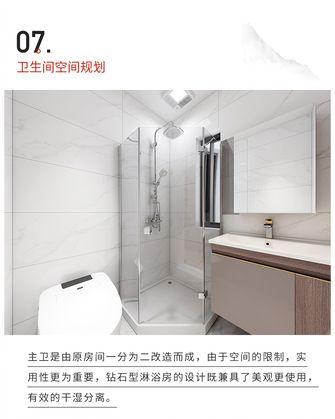 60平米公寓中式风格卫生间图片大全