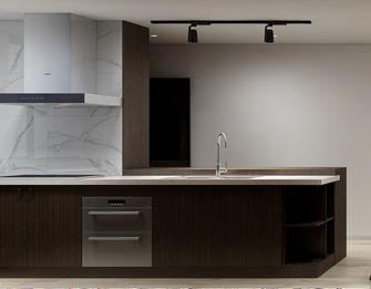 110平米复式日式风格厨房装修案例