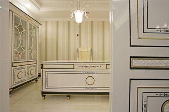 130平米四室两厅英伦风格书房装修案例