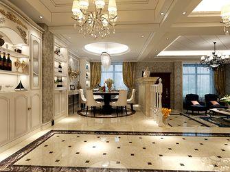 3万以下140平米四室四厅欧式风格餐厅设计图