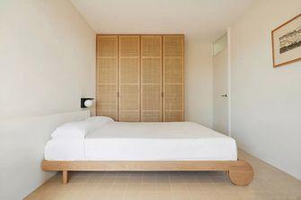 80平米一居室日式风格卧室装修案例