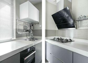 100平米四室两厅美式风格厨房欣赏图