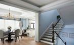 140平米四室两厅美式风格阁楼装修案例