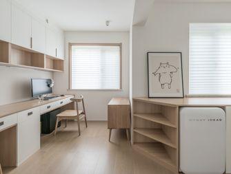 80平米日式风格儿童房设计图