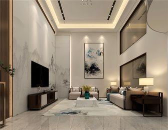 豪华型140平米别墅中式风格客厅图片大全
