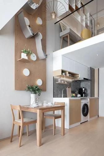 30平米以下超小户型日式风格厨房图片大全