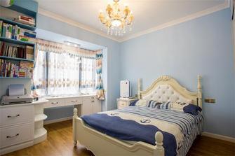 5-10万80平米一室两厅欧式风格卧室装修图片大全