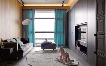60平米一居室其他风格客厅图