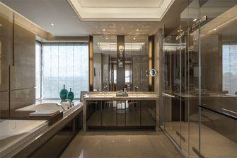 110平米三室两厅英伦风格卫生间效果图