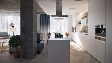 140平米三室一厅其他风格走廊装修效果图