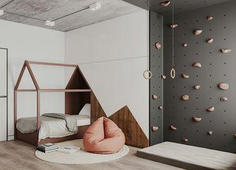 10-15万70平米欧式风格儿童房装修案例